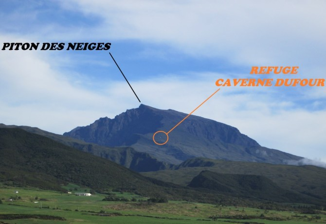 Le Piton des Neiges (3071m) - La Réunion