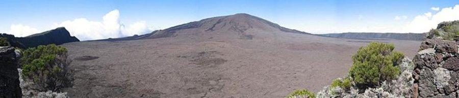 Vue panoramique depuis le Pas de Bellecombe