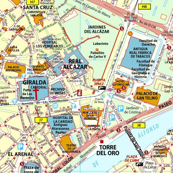 Carte de Séville