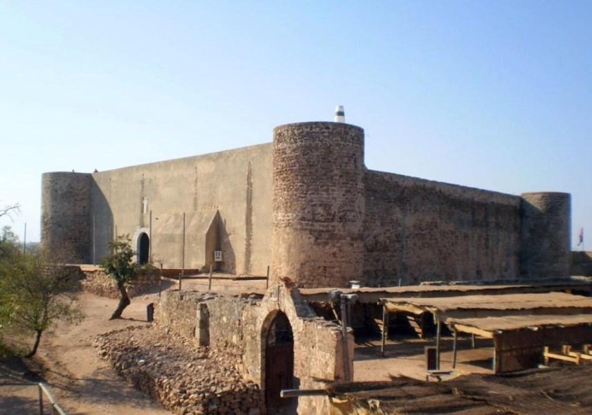 Le Château Sao Sebastiao de Castro Marim