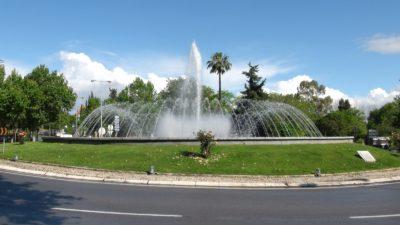 Jet d'eau d'Elvas