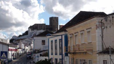 Mertola et son château fort