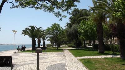 Les jardins de Vila Real de Santo Antonio