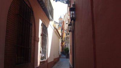 Les ruelles de Séville