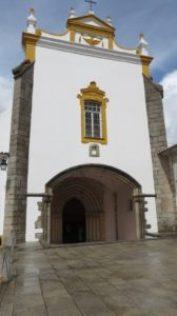 L'église Sao Joao Evangelista