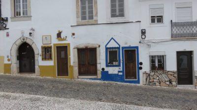 Les rues d'Estremoz