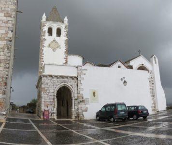 La Capela de la Rainha Santa Isabel.