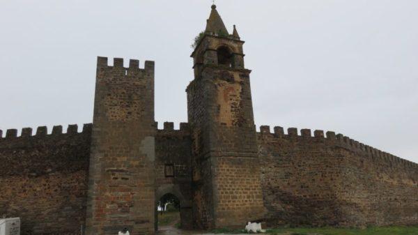Le château de Mourao