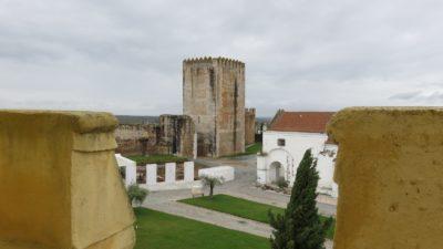 Le château fort de Moura