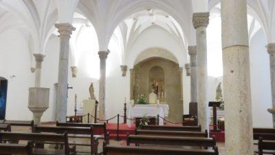 Igreja Matriz de Mertola