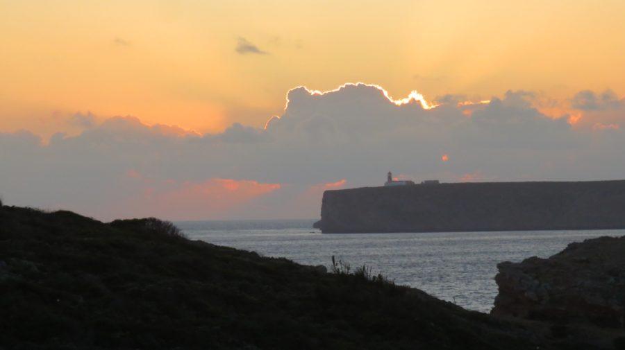 Le Phare du Cap St Vincent au crépuscule