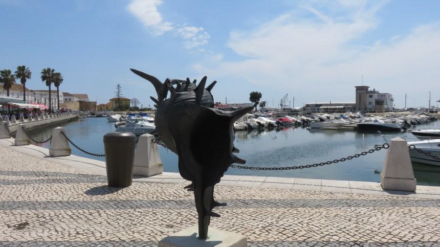 Faro - Le port de plaisance