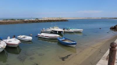 Fuseta - La lagune de Ria Formosa