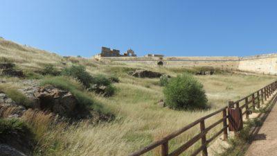 La forteresse de Castro Marim