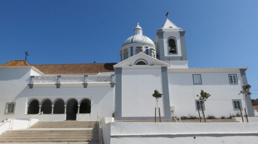 L'église de Notre-Dame des Martyrs - Castro Marim