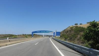 Nous sommes bientôt en Espagne