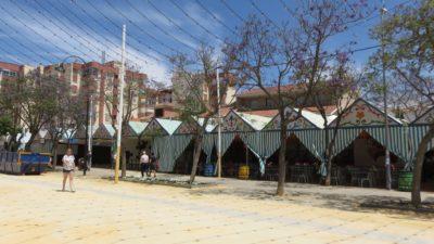 Fête à Sanlucar de Barrameda