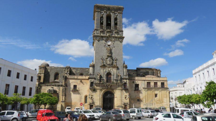 l'église Santa Maria de la Asuncion - Arcos de la Frontera