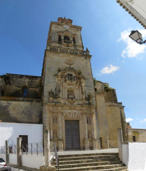 L'église San Pedro - Arcos de la Frontera