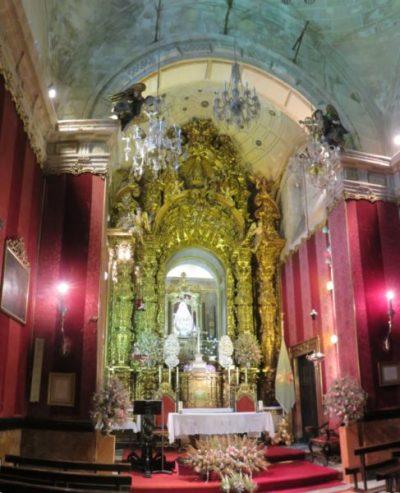 L'église Mayor Prioral - El Puerto de Santa Maria