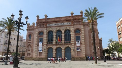Théâtre Falla de Cadix