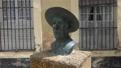 Statue à Cadix