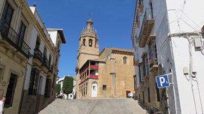 Ronda - la vieille ville
