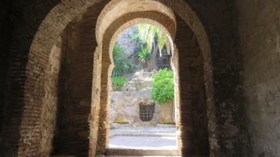 L'Alcazaba de Malaga
