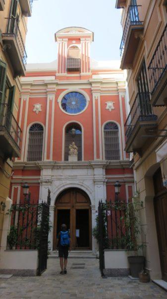 Malaga - Monastère cistercien de Santa Ana