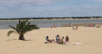 La plage de Sanlucar de Barrameda