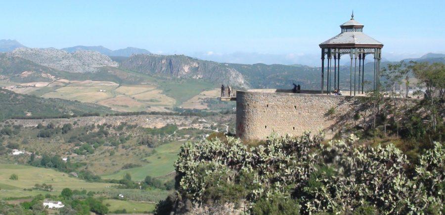le Mirador de Aldehuela.