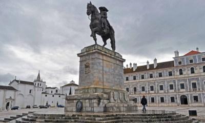 Statue équestre de Dom Joao IV