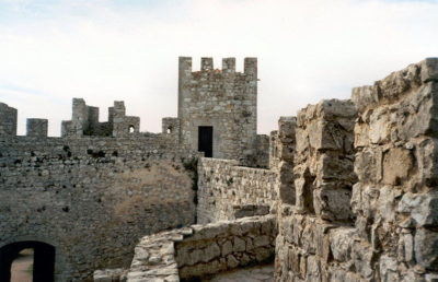 Le château de Sesimbra