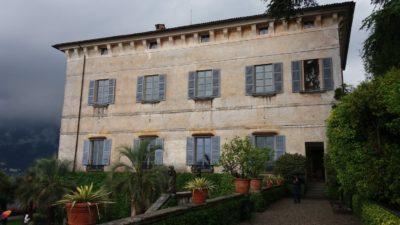 Le palais d'Isola Madre (îles Borromées)
