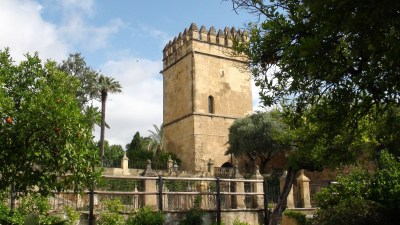 La Tour de l'Alcazar des rois catholiques de Cordoue