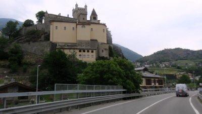 Château de St Pierre - Italie