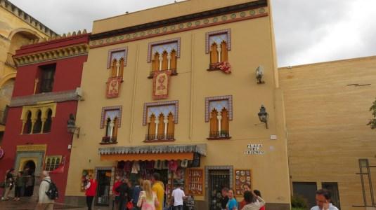 Cordoue - La plaza del Triunfo