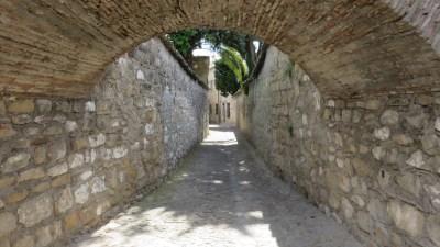 Les ruelles de Baeza