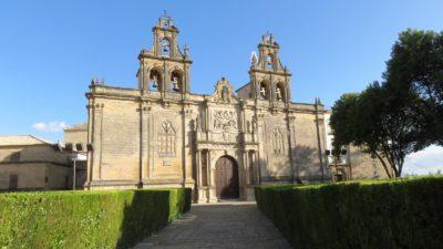Iglesia Santa Maria de los Reales Alcazares - Ubeda