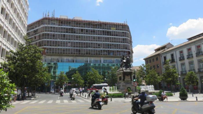 Centre ville de Grenade