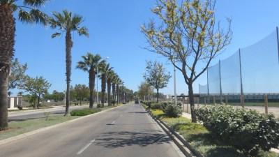 Entre Almeria et Cabo de Gata