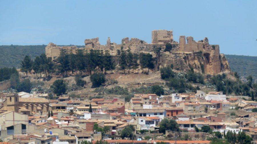 La forteresse de Montesa