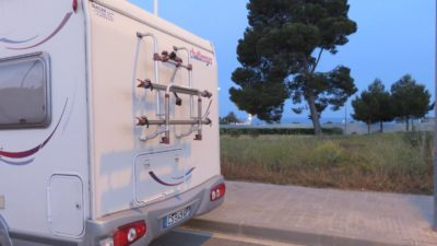 Aire de camping-car de Cambrils