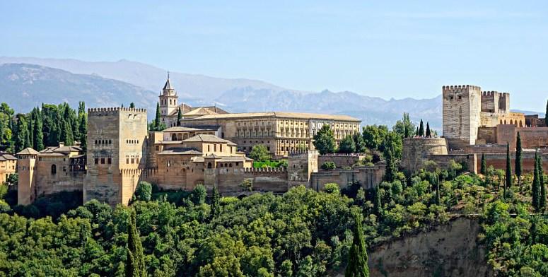 Palais de l'Alhambra de Grenade
