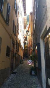 Les ruelles de Bellagio - lac de Côme