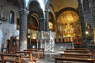 Basilique St Jacob- Bellagio