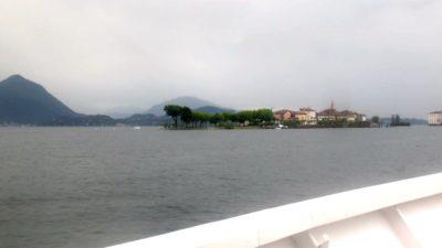 L'île des pêcheurs (îles Borromées)