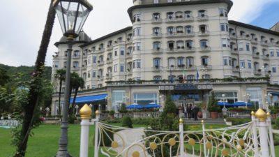 Hôtels de luxe de Stresa