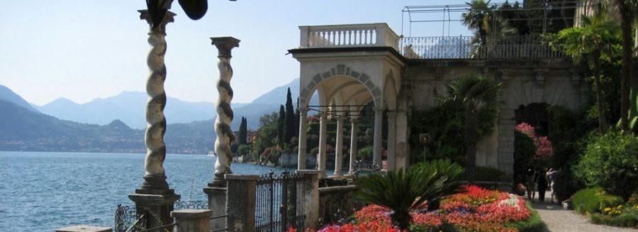 Les jardins de la villa Monastero - Varenna