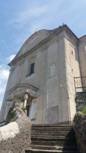 Eglise de Saviano sur Monte Isola